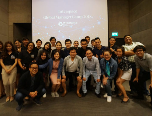 "INTERSPACE จัดงาน ""Interspace Global Manager Camp 2018"""