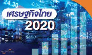เศรษฐกิจไทย ปี 2020