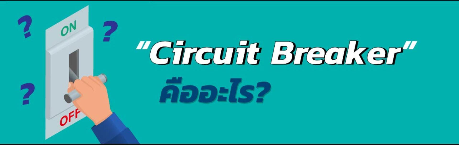 Circuit Breaker คืออะไร?