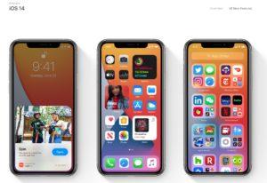 เปิดตัว iOS 14 ใหม่ล่าสุดจาก Apple