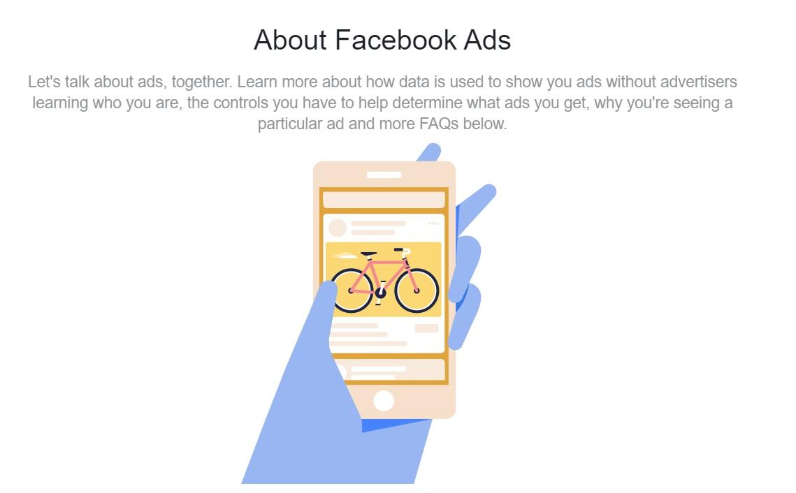 เกี่ยวกับ Facebook Ads