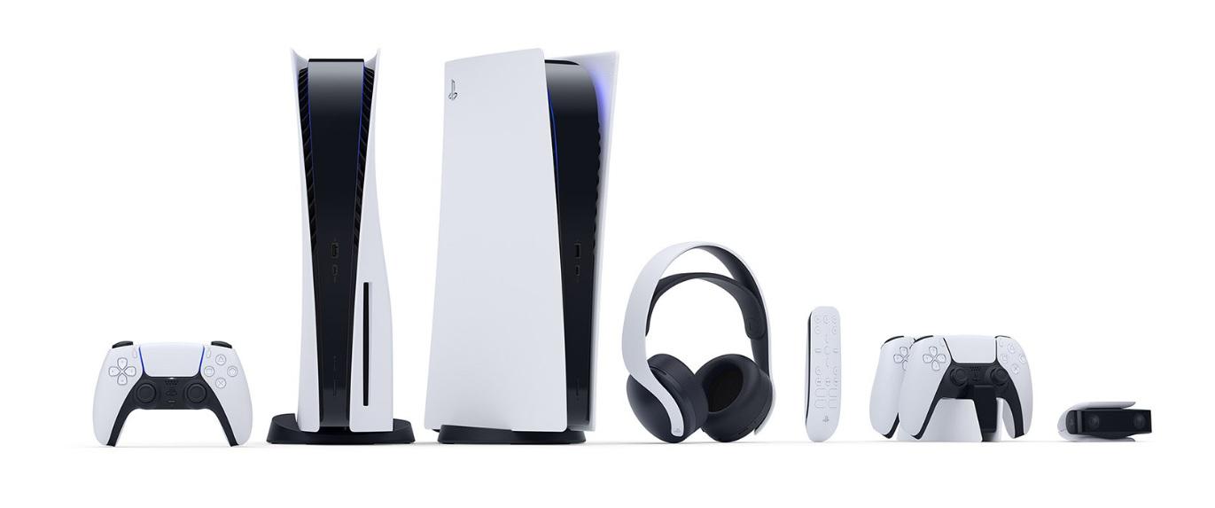 รูปร่างหน้าตา PS5