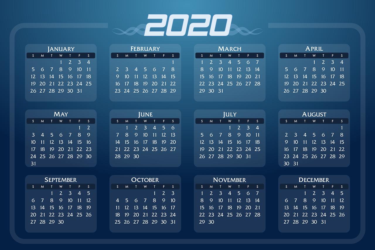 เปิดปฏิทิน วันหยุด สิงหาคม 2563 ได้หยุดวันไหนบ้าง
