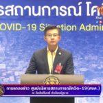 ศบค. เปิดเผย 2 เคสน่าห่วง โควิด19 ในไทย