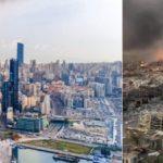 ระเบิดช็อกโลกที่กรุงเบรุต เมืองหลวงของประเทศเลบานอน