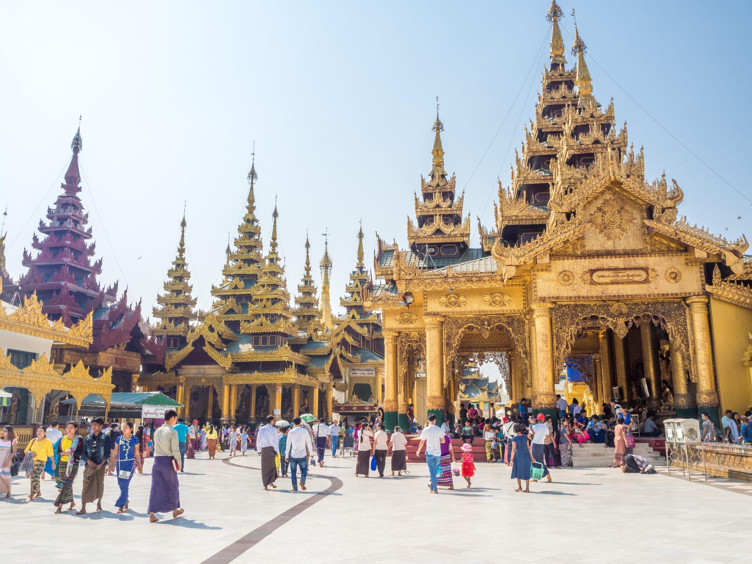 พม่าสั่งห้ามประชาชนเดินทางในประเทศ