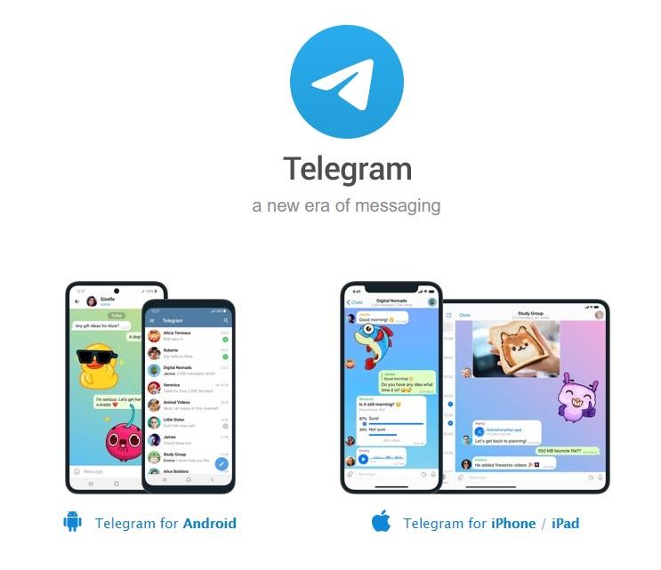 Telegram คือ