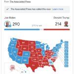 สรุป! ผลการเลือกตั้งสหรัฐ 2020 พร้อมเปิดประวัติประธานาธิบดีคนใหม่สหรัฐ 'โจ ไบเดน'