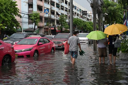 น้ำท่วมกรุงเทพฯปีนี้หรือไม่มีคำตอบ